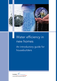 Water Efficiency in New Homes NHBC