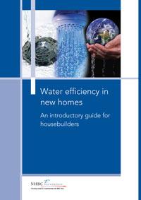 Water Efficiency in New Homes NHBC